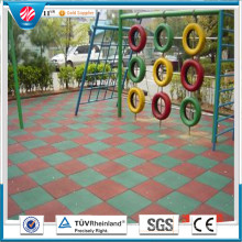 Anti Slip Rubber Tiles Rubber Indoor Rubber Tile Park Rubber Brick