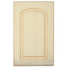Porte de placard de cuisine de PVC (HLPVC-21)