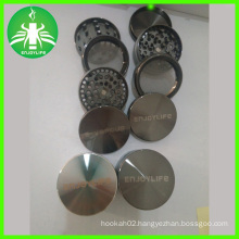 50mm 4 Layers Grinder Herb Grinder Zinc Alloy Metal Grinder