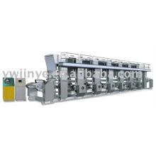 Computer Hi-Speed Rotogravure Printing Press (JYQDASY-B800)