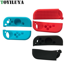 3 Color Choice Anti Scratch Protective Soft Silicone Case Cover Skin for Nintend Switch Joy con Controller NS Accessories