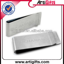Wholesale metal blank money clip