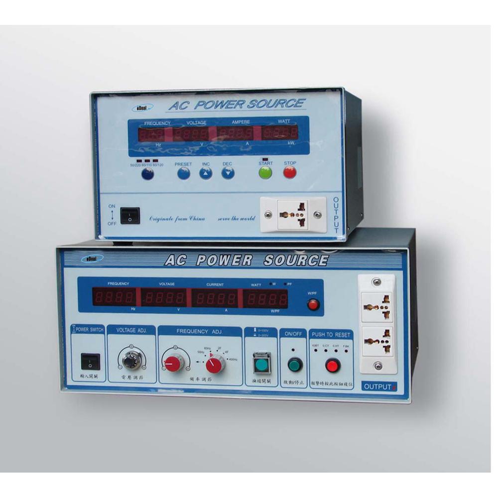 500va 2kva Ac Power Supply Front Panel