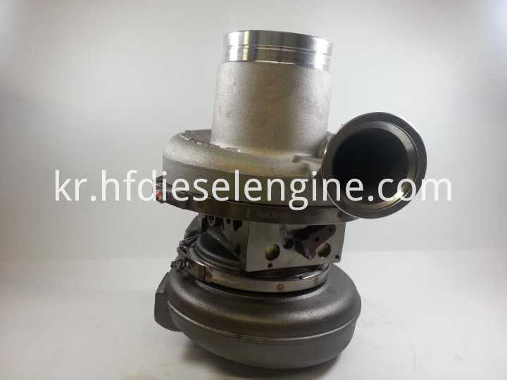 X15 turbocharger