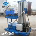 Plataforma de trabajo Single Mast Aerial 300kg