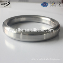 oval ring joint gasket with API 6A and ASME B16.20 for petrochemical industry