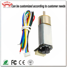 Encoder Motor With 16mm Gearbox