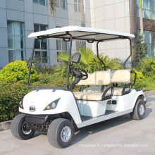 Nouveau chariot de golf électrique conçu par quatre roues Ce approuvé (DG-C4)
