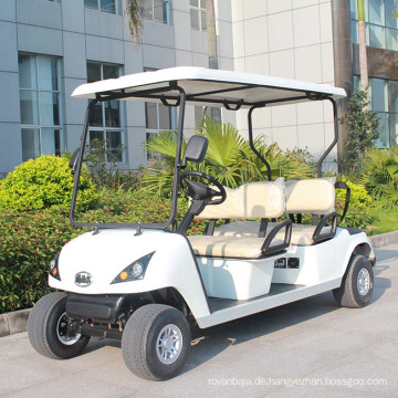 Ce Zugelassener 4 Sitzer Golf Buggy Neuer Club Car (DG-C4)