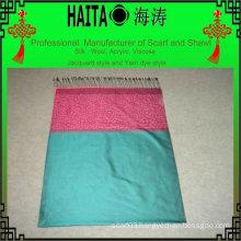 Milll design silk shawl
