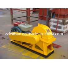 Machine professionnelle de broyeur en bois de moteur diesel