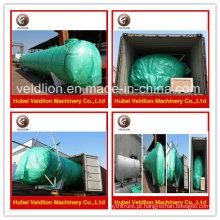 Tanque estacionário de GLP para armazenamento de estação de gás GLP 100m3