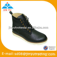 High quality men leather boot