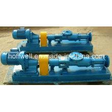 Stainless Steel Single Screw Pump (G105-1)