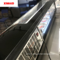 cake glass display cabinet chiller refrigerator