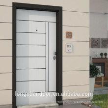 Porte blindée sur mesure, Italie Style Itanian Steel Doors, porte marocaine