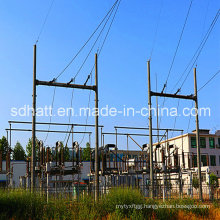 35kv Gate-Shaped Power Substation Structural Frame