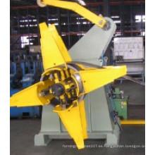 Decoiler hidráulico automático de alta calidad 3ton