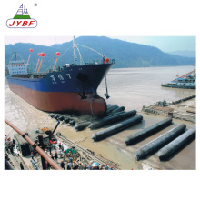 boat moving lift rubber airbag ship launching balloon