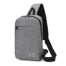 New Arrival Chest Backpack Printed Sling Bag Backpack Wasit Bag