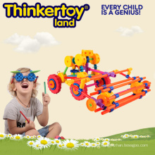 Tank Shape Design Toy for Kindergarten Class Education Toys