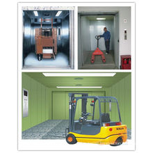 HIGH QUALITY SPACIOUS FREIGHT ELEVATORS
