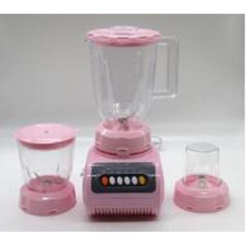 Plastik Jar Kaca Jar 2 in 1 Blender