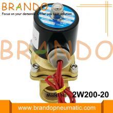 2W200-20 Solenoid Valve Control Valve