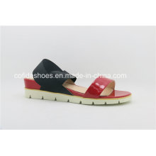 New Casual Sporty Elastic Lady Sandal
