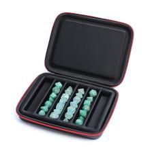 SHBC Customized OEM/ODM factory Custom EVA leather game dice cases, dice case manufacturer