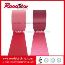 Farbige elastische reflektierenden Stoff