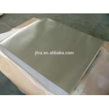 Hoja de aluminio resistente a la corrosión 6061 T651 con buen precio