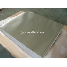 Feuille en aluminium résistant à la corrosion 6061 T651 avec bon stock de prix