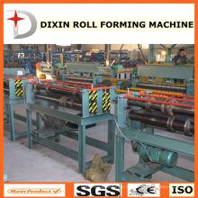 Automatische Stahlblechschneidemaschine.