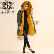 New Style Winter Mens Warm Fleece Military Coat Jacket yellow/military coats jackets