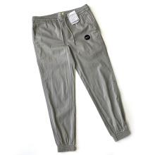 Оптом мужские длинные брюки-джоггеры с большими карманами