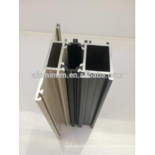 Chinês de boa qualidade janela e porta perfis de alumínio