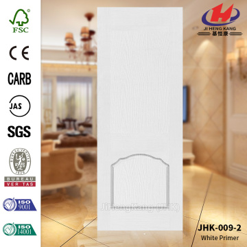 Interior HDF Moulded White Primer Door Skin