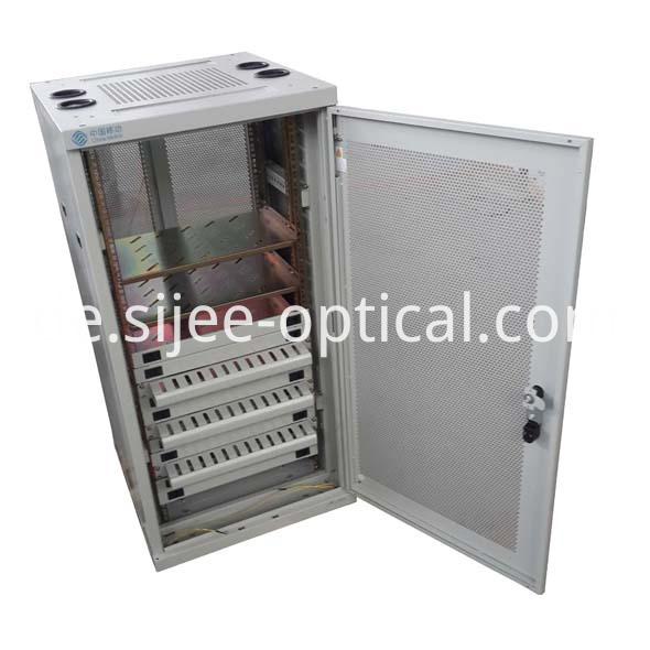 Standing Network Cabinet