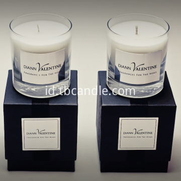 environmentally friendly soy wax jar candles with scents
