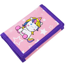 New Cute Coin Purse with Zipper and Front Pocket for Kids
