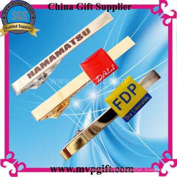 Metall-Krawatte mit dem Logo des Kunden