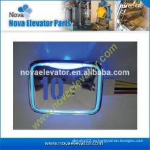 Botón del elevador, botón del elevador