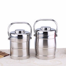 Stainless Steel 304  Insulated Food Container  /Thermos Food Warmer Container