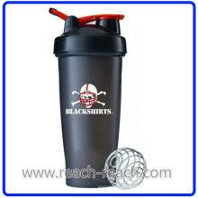 600 мл пластиковых белка шейкер чашку (R-S074)