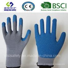 Luvas de látex, luvas de trabalho de segurança (SL-R505)