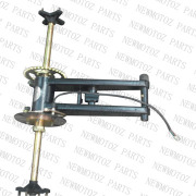 Rear axle assy with rear arm-Bashan ATV BS250S-11B