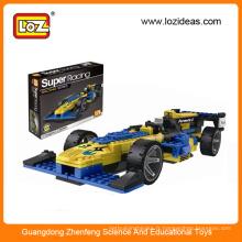 LOZ Plastic Mini F1 Blocks pour enfant