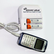 Power By Usb Port Or Nokia Mobile Phone Ni-mh/ni-cd Battery Charge Pp-bc1005