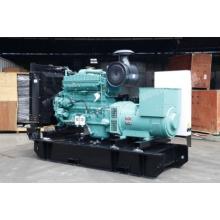 Genset diesel à espera CUMMINS de 176kw, grupo de gerador diesel do motor CUMMINS